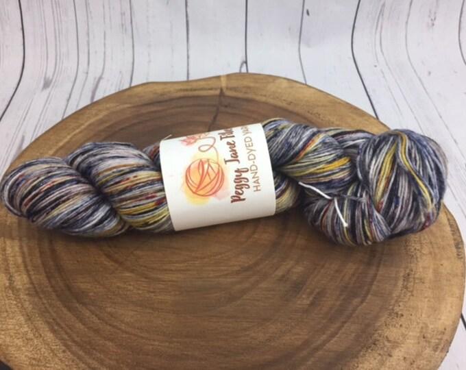 Peggy Jane Fibers, Drama, Fingering yarn