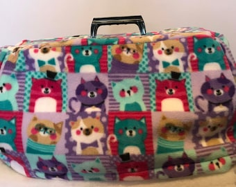 Cat Carrier Cover Etsy