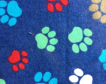 Switch Cover-Multi Color Paws