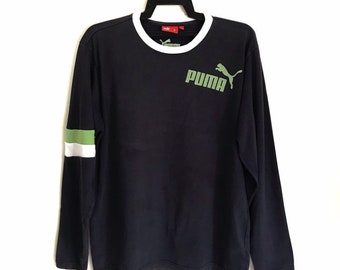 a2f89308 Puma Longsleeve Tshirt Small Logo Sportwear Brand