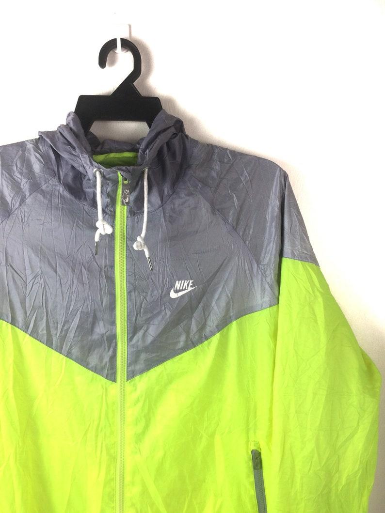HOT SALE Nike Windbreaker Jacket With Hoodies Full Zipper  fbe30ec69