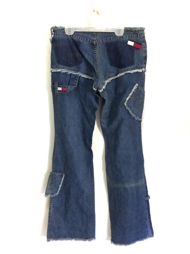 fa240e563 MEGA SALE Tommy Hilfiger Jeans For Women Cowboy Design | Etsy