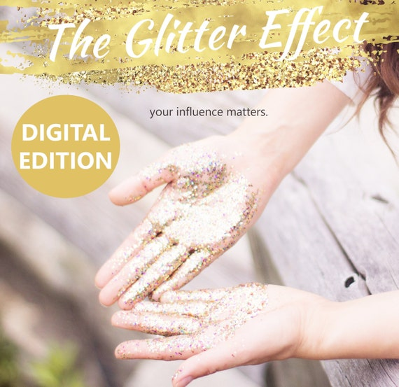 DIGITAL EDITION: The Glitter Effect E-book