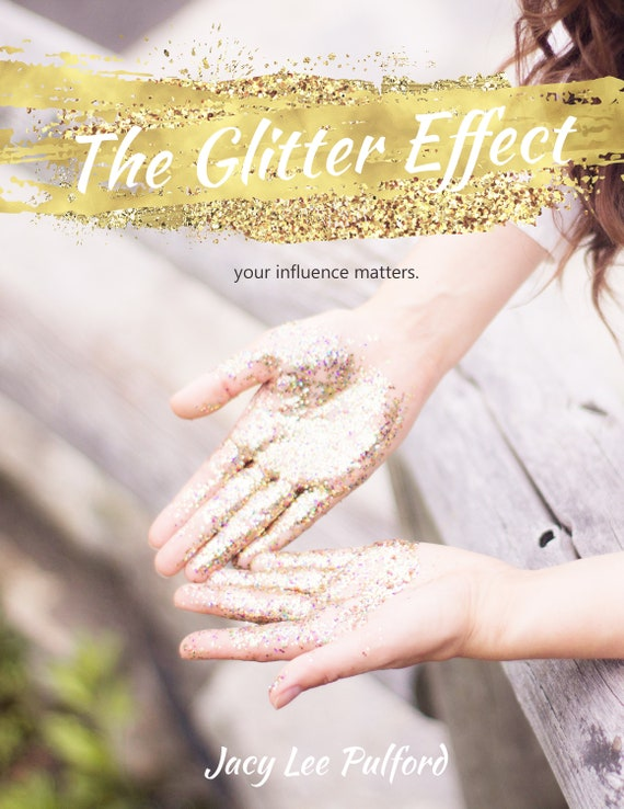Pre-Order Sale! The Glitter Effect paperback book