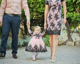 9e87b378fd4 Mother daughter matching dresses