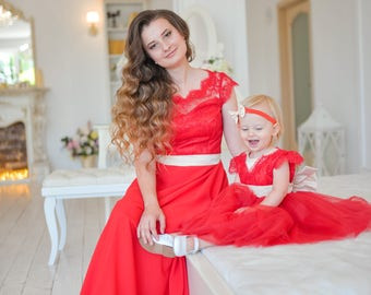 daf6cb259 Mommy and me maxi dress