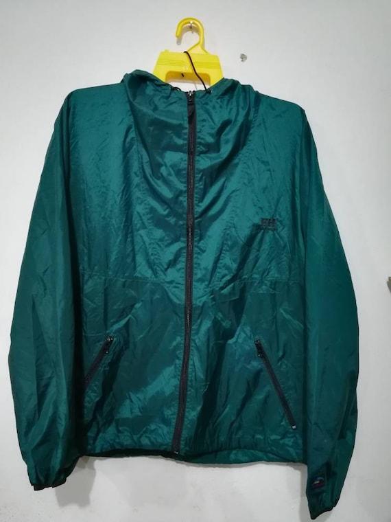Rare Helly Hansen windbreaker hoodie full zipper XL size mLTlf
