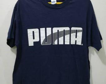 Rare vintage puma t-shirt L size