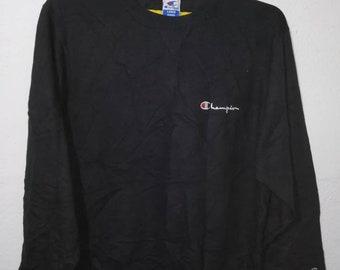 Rare vintage champion sweatshirt L size