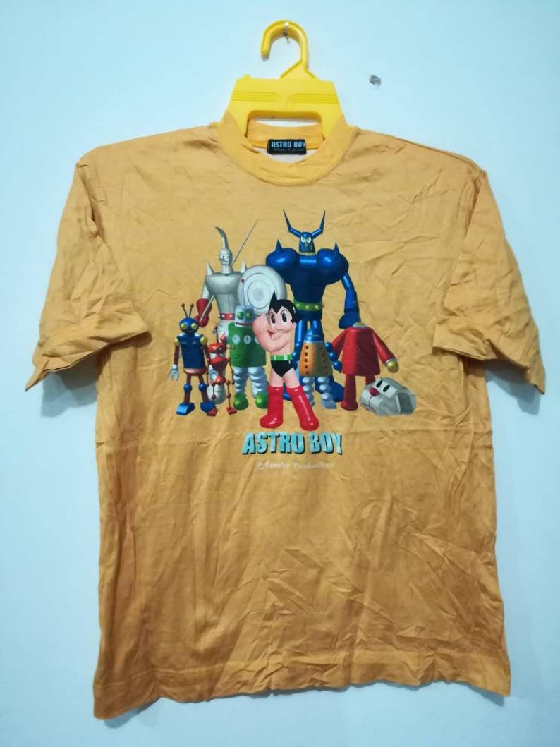 be9107ebd Rare astro boy t-shirt S size   Etsy