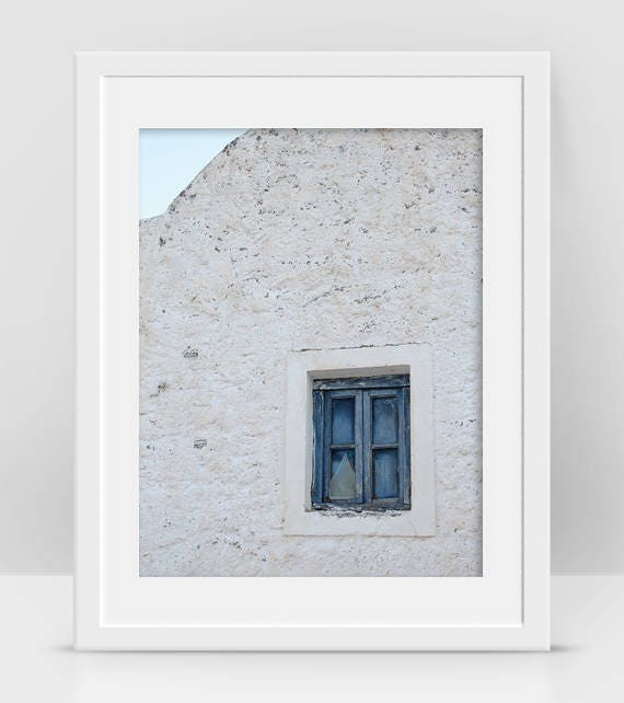 graphic regarding Printable Window titled Window Poster, Window Printable Artwork, Boho Stylish Decor, Muted Shade, Greek Architectural Issue, Minimalist Poster, Greek Presents, Cycladic Artwork