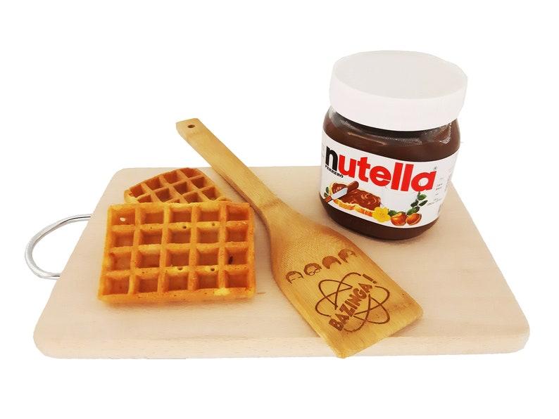 Big bang theory spatula  engraved spatula  natural wood  spatula  kitchen accessories  gift idea  spatula  Big bang theory fan