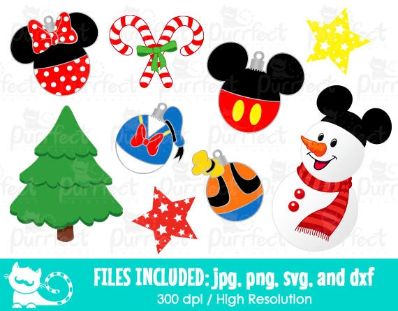 image 0 - Mickey And Minnie Christmas Decorations SVG Christmas Lantern Etsy