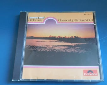 James Last - Classics Up To Date Vol. 3 CD 1986 Polydor # 821 110-2 West Germany