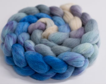 Crystal Waters Dyed Falkland Top 6 oz