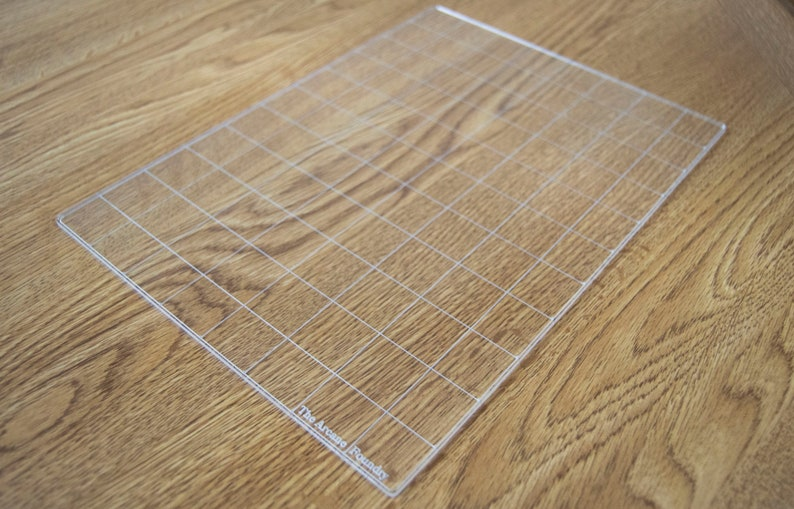 Square Grid Overlay for D&D, Dungeons and Dragons 5E and other Tabletop RPGs
