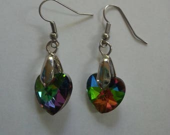 Rainbow Colored - Crystal Jewelry