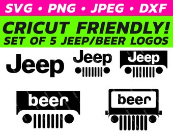 Jeep Decal Svg Etsy