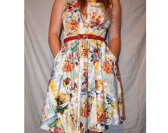 Flowing Garden Party Dresses