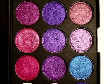 Purple Princess Vegan Eyeshadow Palette