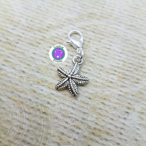 Mermaid Charm With Lobster Claw Clasp Charms for Bracelets and Necklaces