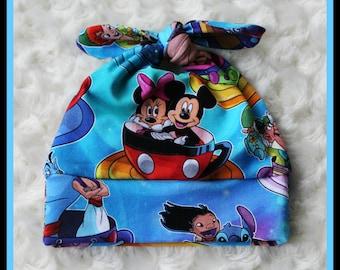 Mickey Mouse Newborn Beanie