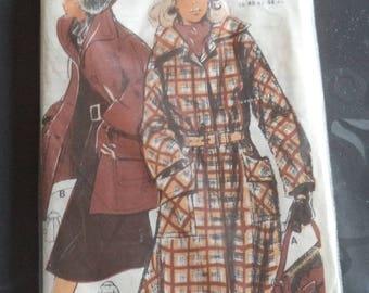 multi coat pattern sizes 38 to 46 (already cut)