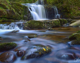 Talybont Waterfalls