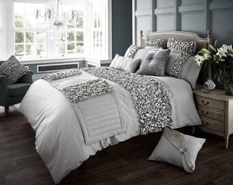 Verina Luxury Duvet Cover Sets Quilt Cover Sets Bedding Sets All Size (25)