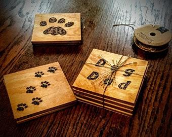 Pet Parent Coasters