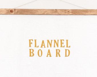 Flannel Board (Felt Board)