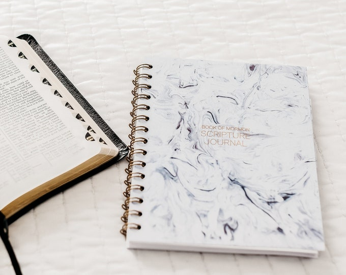 Featured listing image: Book of Mormon Study Journal