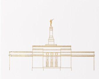 Raleigh, North Carolina Temple