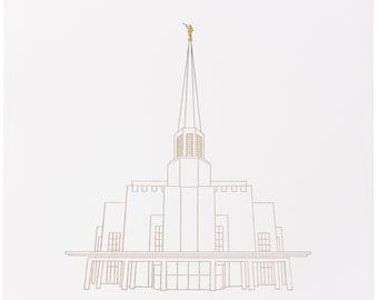 Preston England Temple