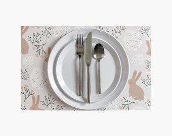 Easter Paper Placemats - 10PK