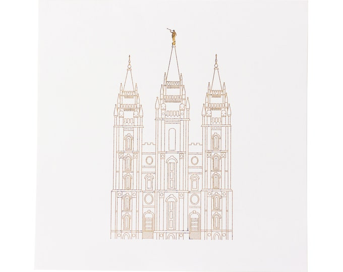 Featured listing image: Salt Lake City Temple