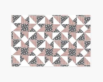 Patriotic Paper Placemats - 10PK