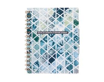 Book of Mormon Study Journal (Geometric)