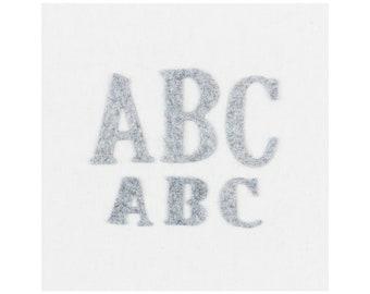 Felt ABC Pack - 132 Letters