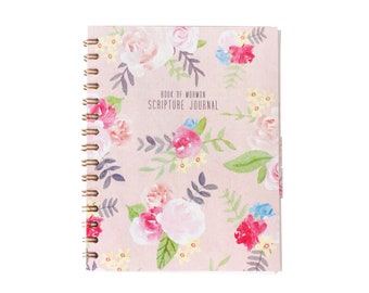 Book of Mormon Study Journal (Floral)