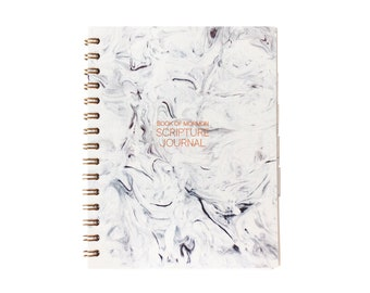 Book of Mormon Study Journal (Marble)