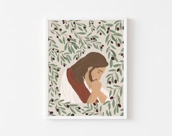 Gethsemane Print