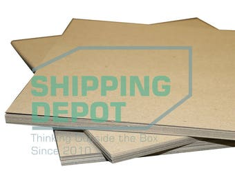 """8.5x11 Heavy Duty Chipboard Sheets   Cardboard Scrapbooking Scrapbook Pads   Extra Thick 50pt 8.5"""" x 11""""   *FREE SHIPPING*   Shipping Depot"""