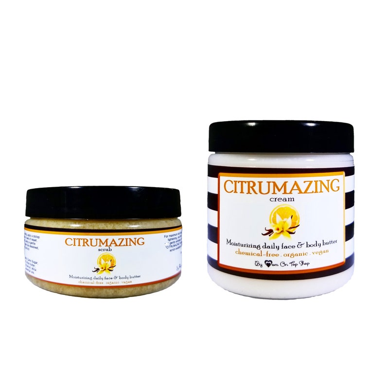 SAVE BIG CITRUMAZING  Use daily scrub then image 0