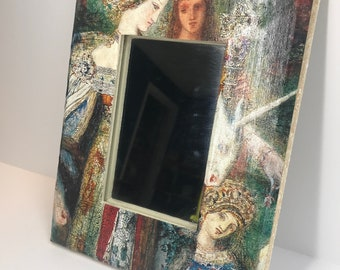 up-cycled moreau mirror