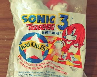 Sonic Mcdonalds Etsy
