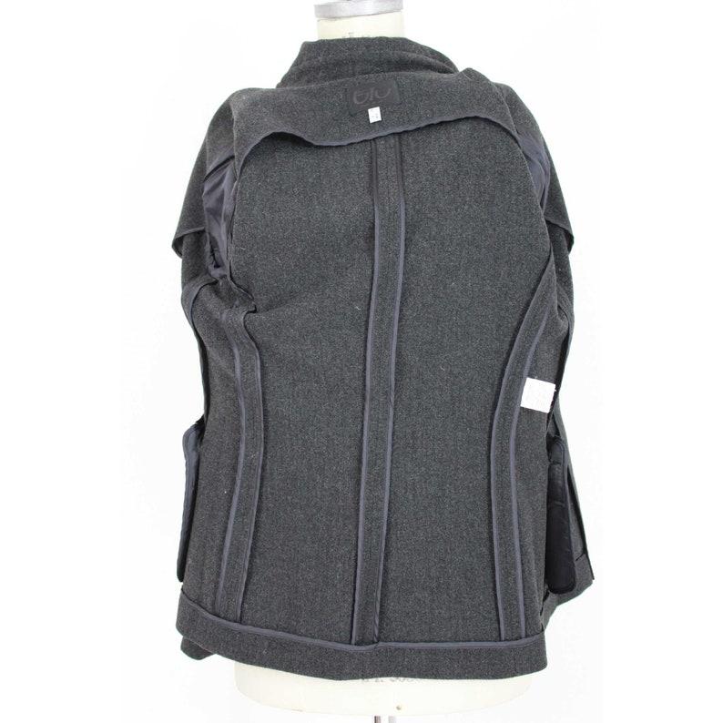 Byblos Classic Jacket Soft Slim Fit Vintage Gray
