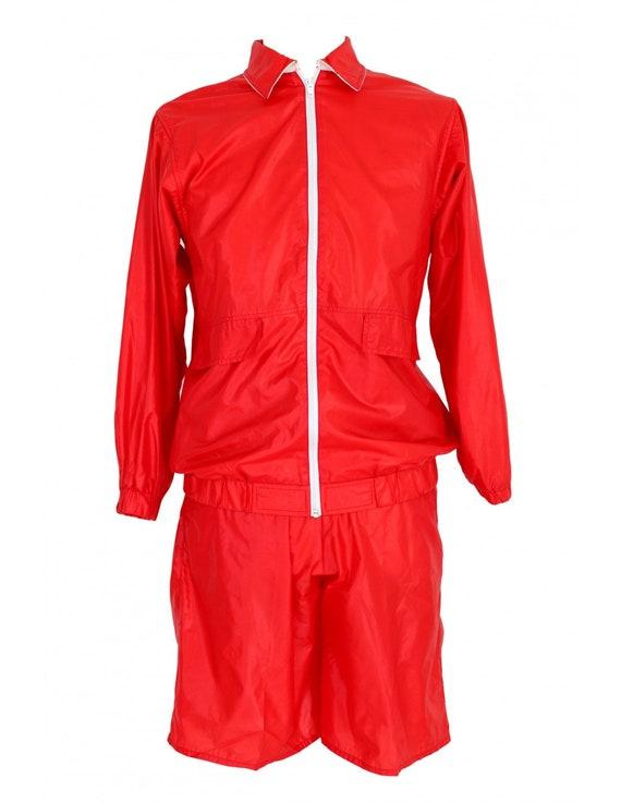 Yves Saint Laurent Vintage Swimsuit Jacket Shorts