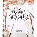 Modern Calligraphy KIT: includes 1 book and 2 pens