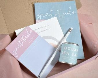 Gratitude Gift Set - Gift box for positive mindset